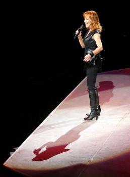 Reba Singing 2